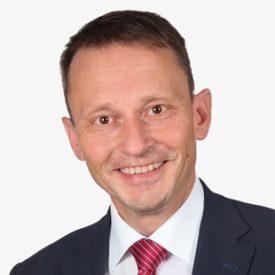 Portrait des Oberbürgermeisters der Stadt Weiden in der Oberpfalz: Jens Meyer